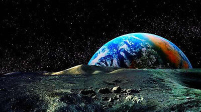 Earth - Office Digital Image, Photograph, Picture, Photo - 1p Auction A202