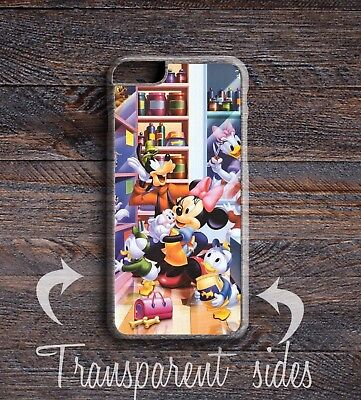 14c7d0ac55 DISNEY MINNIE MOUSE GUFFEY CUTE CHARACTERS Phone Case Cover for iPhone  MODELS