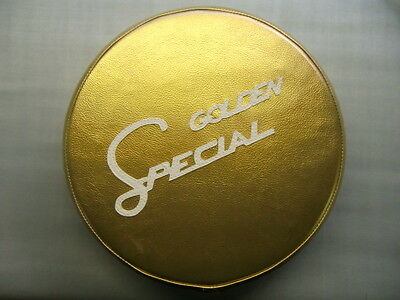 Gold Golden Special Scooter Wheel Cover