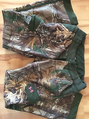 Under Armour Storm Realtree Hunting Pants Women's Size Small
