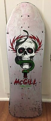Mike Mcgill, Powell Peralta