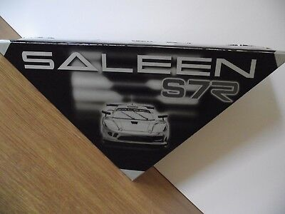 Fly Car Model Saleen S7R Special Edition Number 0858 Blue Unused