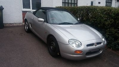 1997 R MG MGF 1.8i VVc spears and repairs