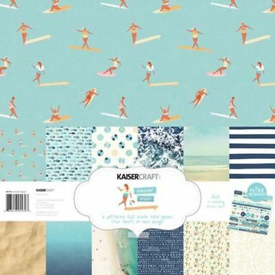 "Kaisercraft - Summer Splash - 12"" X 12"" Paper Pack- ( PK570 )"