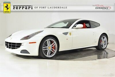 2015 Ferrari FF AWD Red Calipers 20 Forged Carbon Fiber LED Panoramic Sport Exhaust Shields Sensors