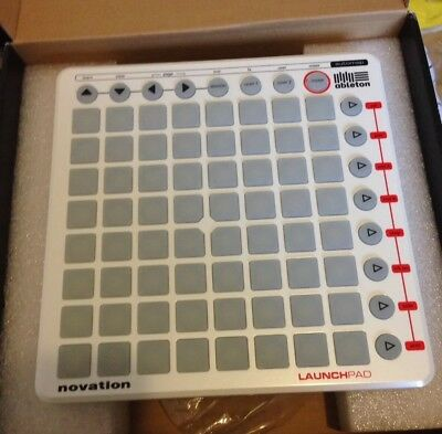 Novation Launchpad White Limited Edition