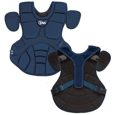 (Navy) - TAG Pro Series Womens / Teen Body Protector (TBP 702)