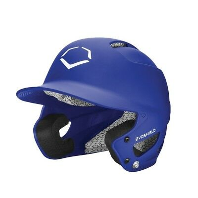 (Junior, Royal) - EvoShield Triple Density Core Batters Helmet. Free Delivery