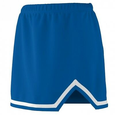 (Small, Royal/White) - Augusta Sportswear 9125 Women's Energy Skirt