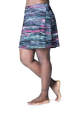 (X-Large, Romance Print) - Skirt Sports Women's Happy Girl Skirt. Best Price