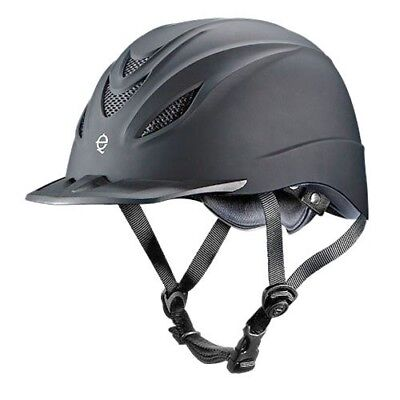 (Large, Black) - Troxel Intrepid Performance Helmet. Delivery is Free