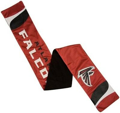 (Atlanta Falcons) - Littlearth Jersey Scarf - NFL Teams. Shipping is Free