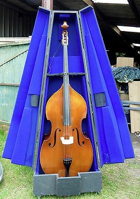 Roderich Paesold Double Bass Model 590P selling with case