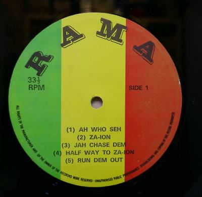 The 4th Street Orchestra - Ah Who Seh ? Go-Deh ! - RAMA RM 001