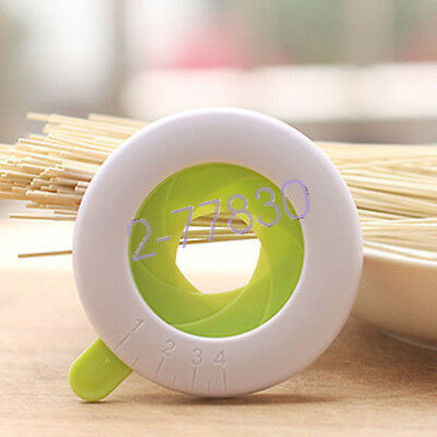 1x Amazing Spaghetti Pasta Noodle Measure Home Portion Controller Limiter Gadget