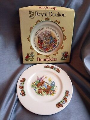 Vintage Royal Doulton HONEY BEARS PLATE Collectable PLATE. Fine Bone China 8""