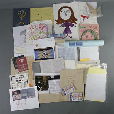 Orphan Black Production Used Miscellaneous Paperwork Assortment Lot