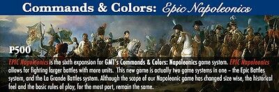 Commands & Colors: Napoleonics Expansion 6: EPIC Napoleonics english version