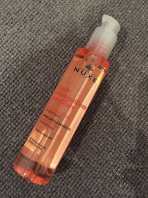 NEW Nuxe Micellar Cleansing Oil 150ml (with Rose Petals, for Face/Eyes)