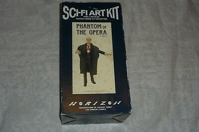 Vintage Horizon Universal Phantom of the Opera Sci-Fi Model Art kit Unused MIB