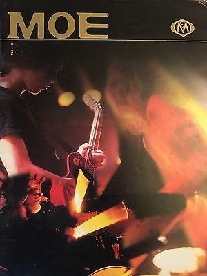 Hanson Rare Official MOE Magazine Issue 5