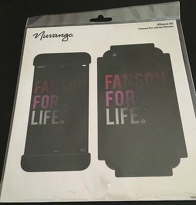 Hanson Brand New Fanson For Life iPhone 6s Phone Skin