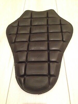Lightweight CE Approved Knox Motorcycle Back Armour