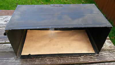 WW2  BC348 receiver Case / Cover #2