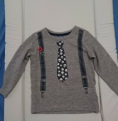 baby boy party top 9-12 months