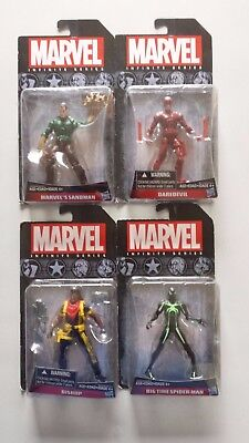 Marvel 3.75 inch Figures lot of 12