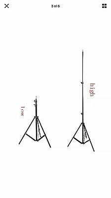 New Studio Adjustable Photography Soft Box Flash Continuous Light Stand Tripod