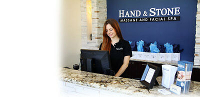 $200.00 Hand and Stone Massage and Facial Spa Gift Card Certificate