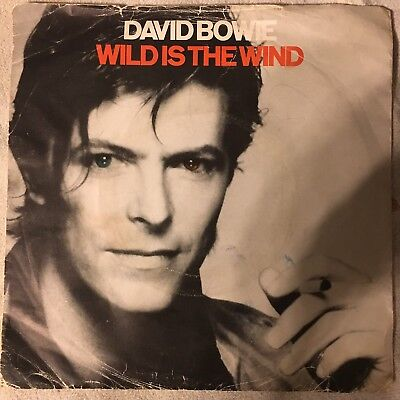 David Bowie Wild Is The Wind Uk45