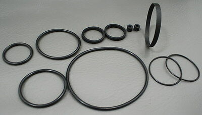 Gaf Projector 7 Belt 4 Tire Kit  Tilton & 6 round belts 1564Z 1564 Z