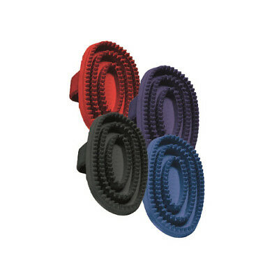 Stable Kit Curry Comb, Rubber