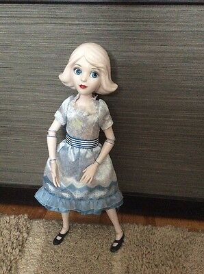 The Great And Powerful Oz China Doll Blue Dress