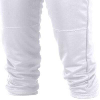 (Medium, White) - Rawlings Sporting Goods Womens Low-rise Belted Pant; 150 Cloth