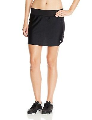 (X-Small, Black) - Skirt Sports Women's Triks Original Marathon Girl Running