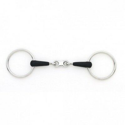 (5, Stainless Steel) - Centaur Eco Pure Loose Ring French Link Bit