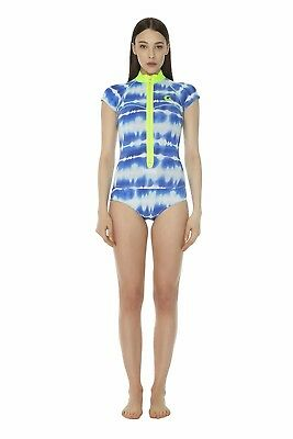 Glidesoul GlideSoul Women's Tie & Dye Collection Spring Suit with short