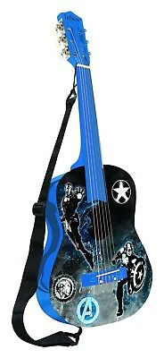 (one size) - Lexibook K2000AV 78 Cm Avengers Junior Acoustic Guitar