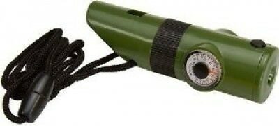 SE 7-in-1 Survival Whistle. Shipping Included