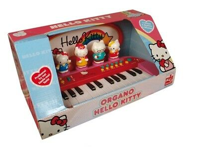 Reig Hello Kitty Electric Piano with Figures. Shipping Included