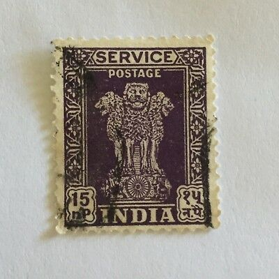 India Postage Stamp Collectable