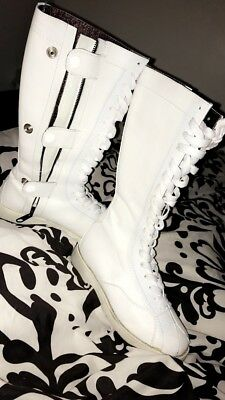 Wrestling Boots WWE NXT