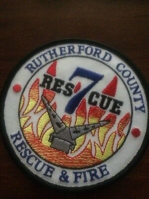 Rutherford County Fire and Rescue