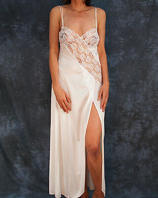 Val Mode Long Gown/Negligee, Style 9283, chemise, peignoir, nightgown