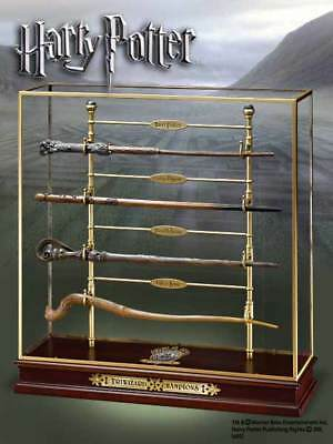 Harry Potter Triwizard Champions Wand Set By Noble Collection