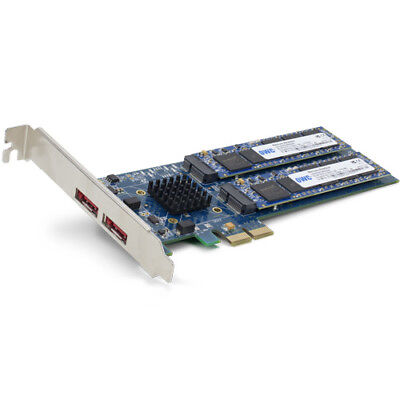 240GB OWC Mercury Accelsior E2 PCI Express High SSD with eSATA Expansion Ports