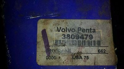 Volvo Penta OEM OIL HOSE KIT 3809479 New Old Stock  in Box with instructions